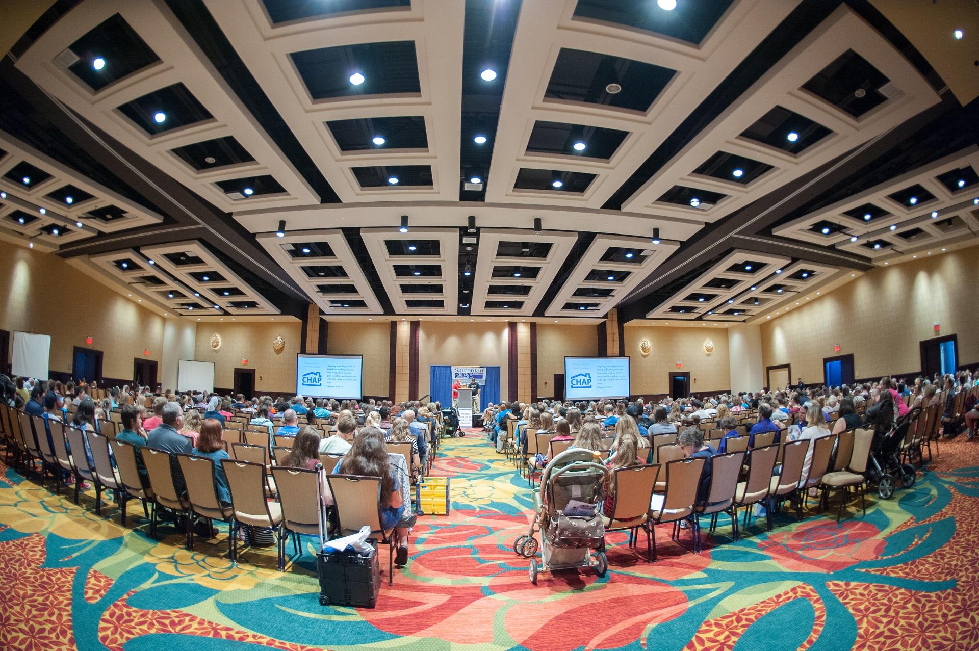 CHAP Convention