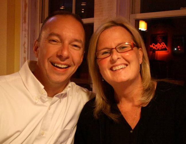 Steve & Megan Scheibner